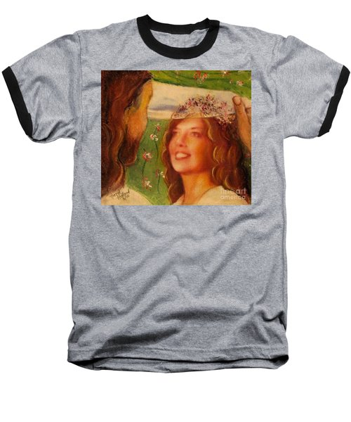 I Will Lift The Veil Baseball T-Shirt