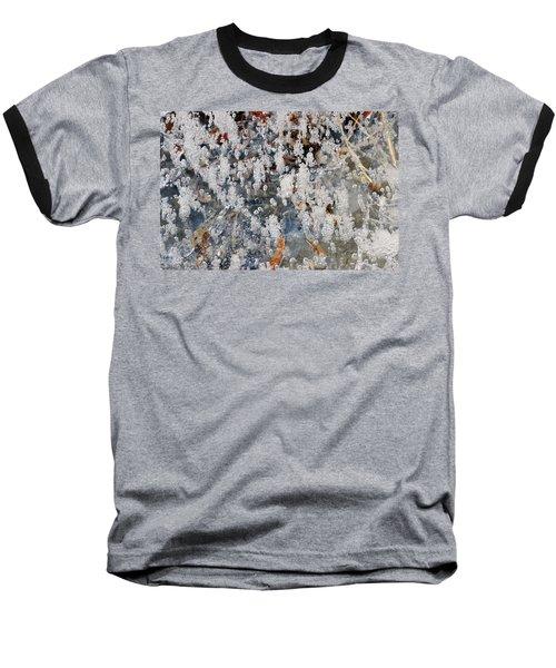 Ice Bubbles  Baseball T-Shirt