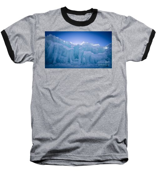 Ice Castle Baseball T-Shirt