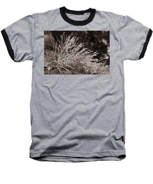 Ice On Pine Baseball T-Shirt