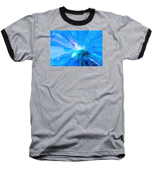 Baseball T-Shirt featuring the photograph Ice Queen by Mariarosa Rockefeller