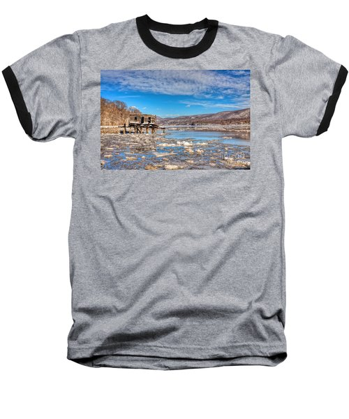 Ice Shack Baseball T-Shirt