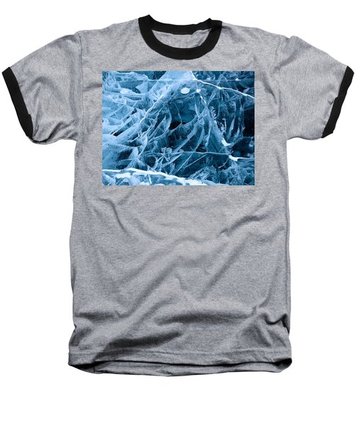 Ice Triangle Baseball T-Shirt