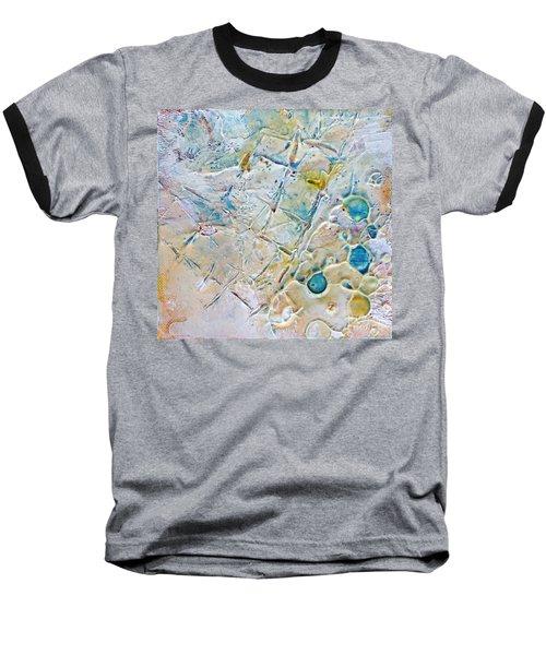 Iced Texture I Baseball T-Shirt
