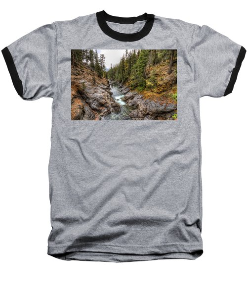 Icicle Gorge Baseball T-Shirt
