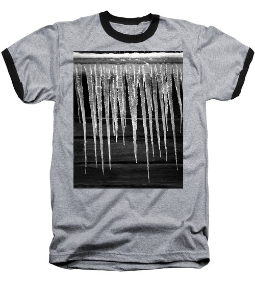 Icicles Baseball T-Shirt