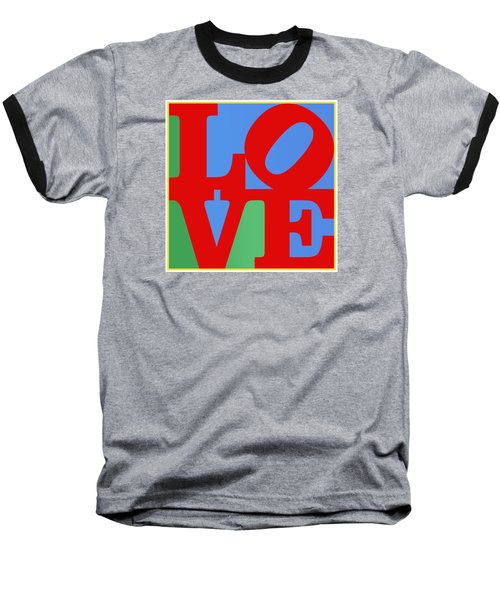 Iconic Love Baseball T-Shirt