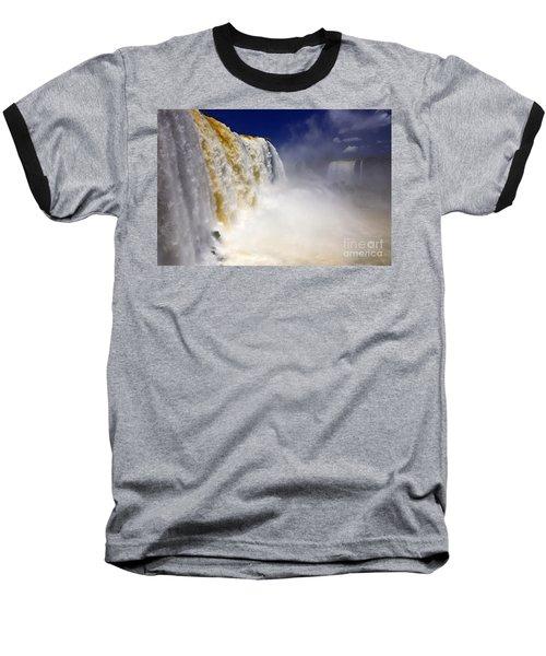 Iguazu Falls I Baseball T-Shirt