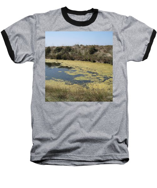Ile De Re - Marshes Baseball T-Shirt