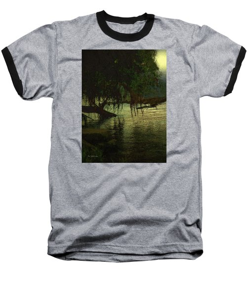 I'll Be Waiting Baseball T-Shirt by RC deWinter