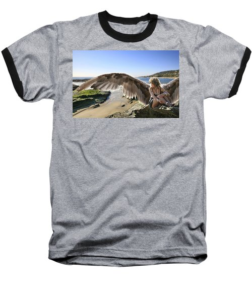 I'm A Witness To Your Life Baseball T-Shirt