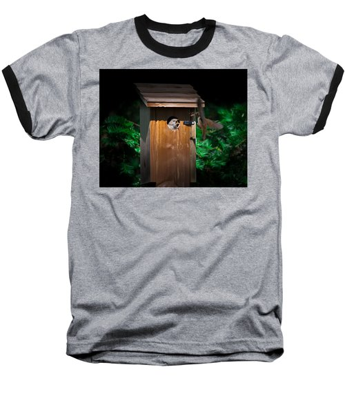 I'm Hungry Baseball T-Shirt