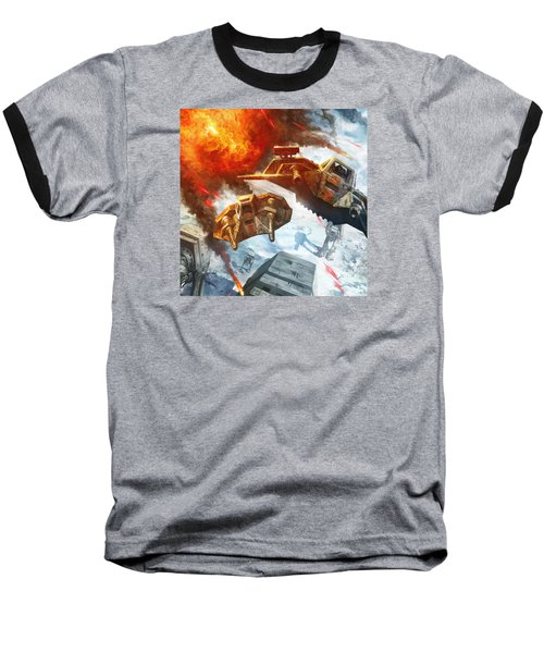 I'm With You Baseball T-Shirt
