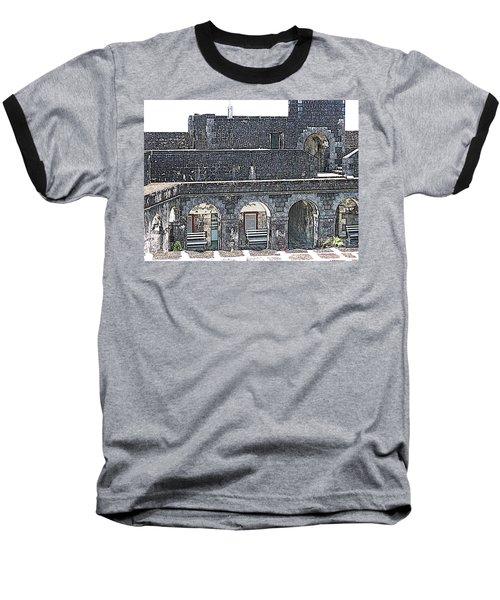 Img_1417 Baseball T-Shirt by HEVi FineArt