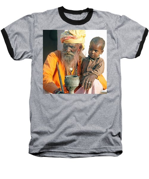Immortality Baseball T-Shirt