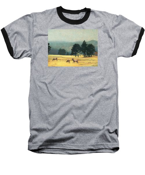 Impression Evergreen Colorado Baseball T-Shirt