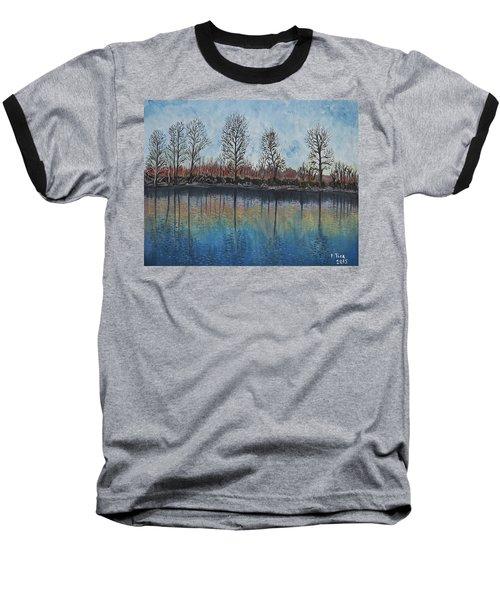 Impressions  Baseball T-Shirt by Felicia Tica