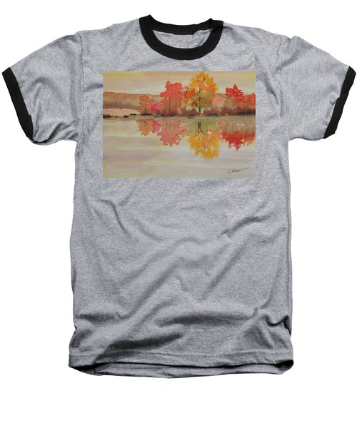 Impressions Of Fall Baseball T-Shirt