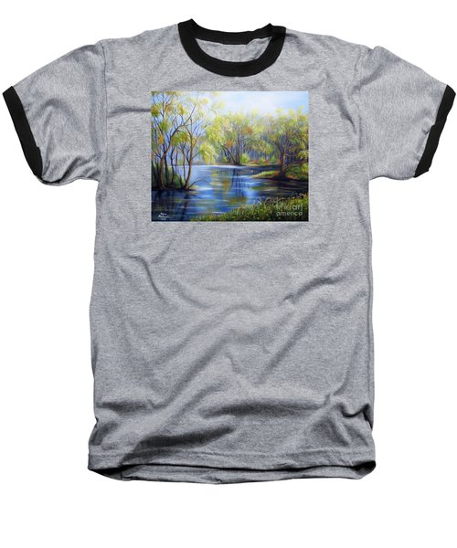 Impressions Of Spring Baseball T-Shirt