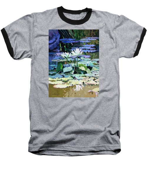 Impressions Of Sunlight Baseball T-Shirt by John Lautermilch