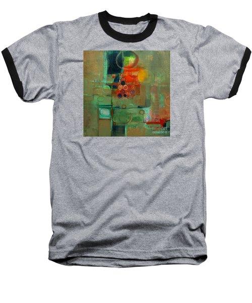 Improvisation Baseball T-Shirt by Michelle Abrams