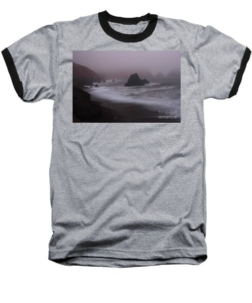 In A Fog Baseball T-Shirt