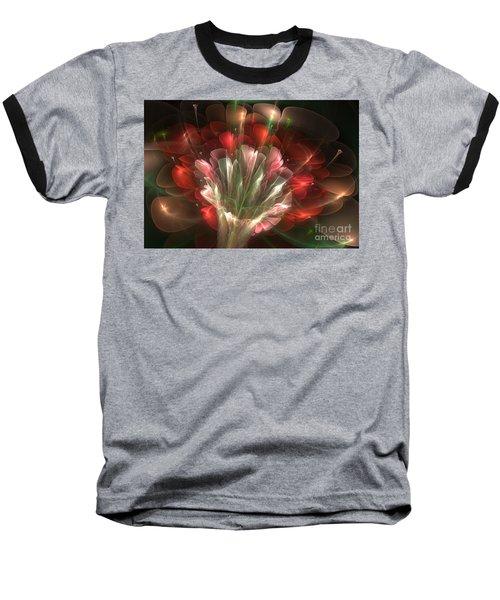 In Bloom Baseball T-Shirt