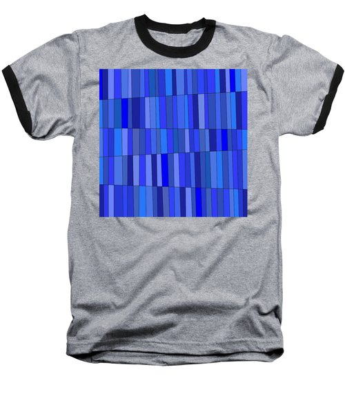 In Blue Please Baseball T-Shirt