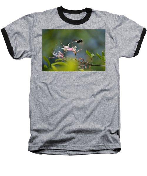 Baseball T-Shirt featuring the photograph In Flight by Tara Potts