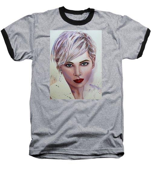 In Her Eyes Baseball T-Shirt