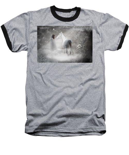 In Honor Of The Unicorn Baseball T-Shirt
