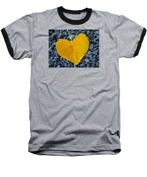 Baseball T-Shirt featuring the photograph In Love ... by Juergen Weiss