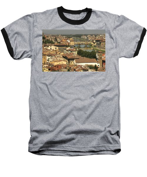 In Love With Firenze - 1 Baseball T-Shirt