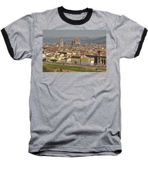 In Love With Firenze - 2 Baseball T-Shirt