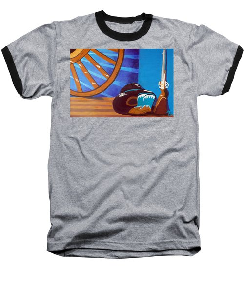 In Memory Of Cowboys Baseball T-Shirt