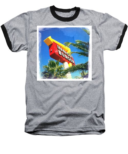 In-n-out Burger Baseball T-Shirt