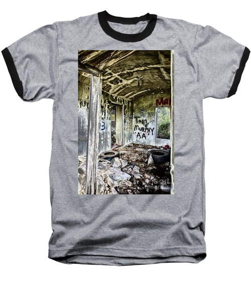 In Ruins Baseball T-Shirt