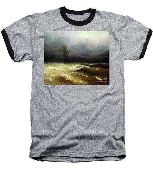In Shadow Baseball T-Shirt