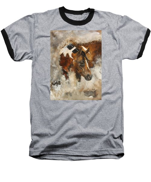 In Stores Only Baseball T-Shirt by Barbie Batson