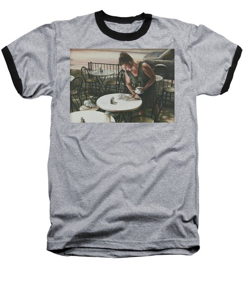 In The Absence Of A Dream Baseball T-Shirt