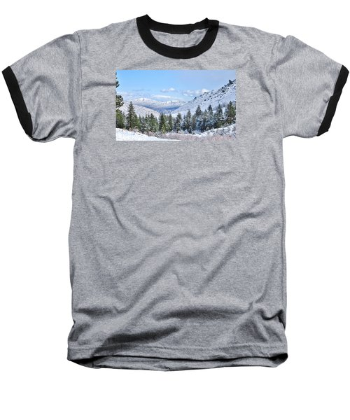 In The Canyon Baseball T-Shirt