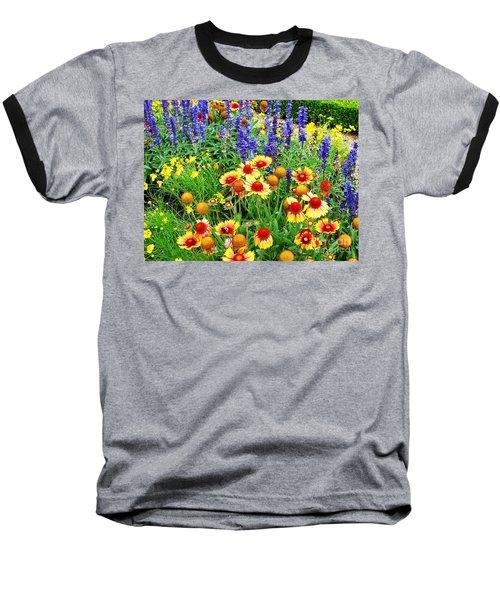 In The Garden Baseball T-Shirt