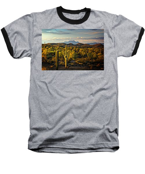 In The Golden Hour  Baseball T-Shirt