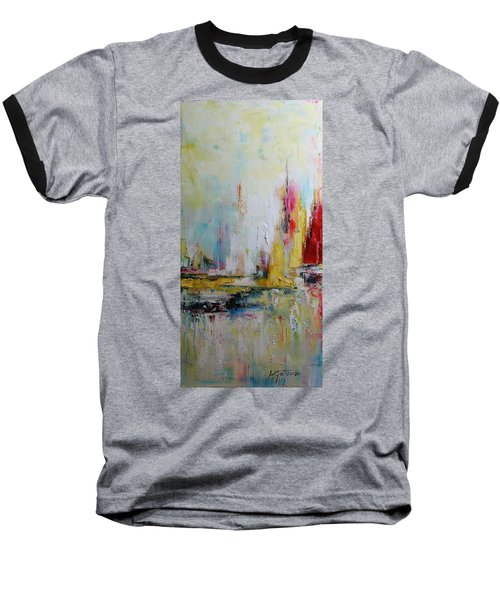 In The Harbour Baseball T-Shirt