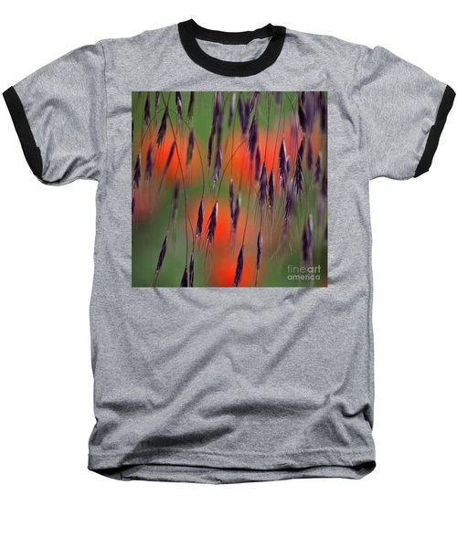 In The Meadow Baseball T-Shirt