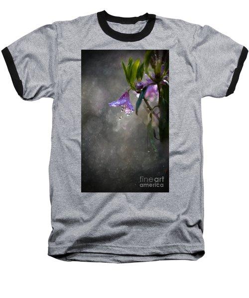 In The Morning Rain Baseball T-Shirt