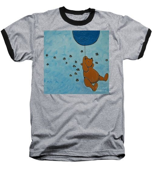 In The Pursuit Of Honey Baseball T-Shirt