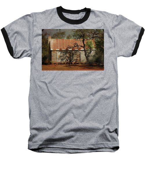 In The Shadow Of Time Baseball T-Shirt