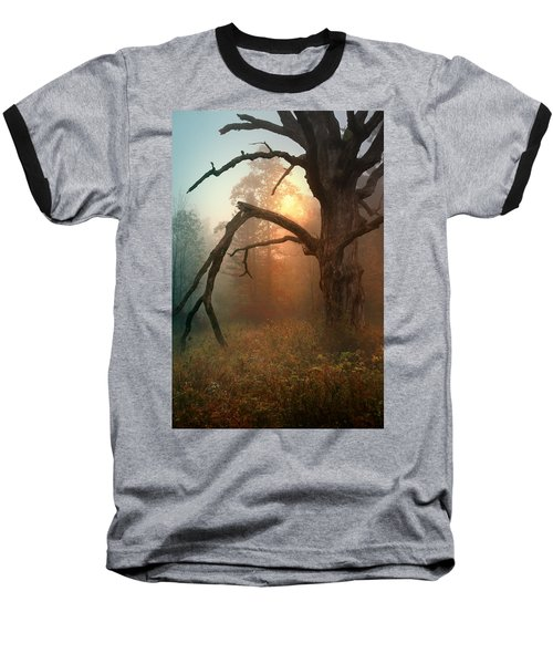In The Stillness Baseball T-Shirt
