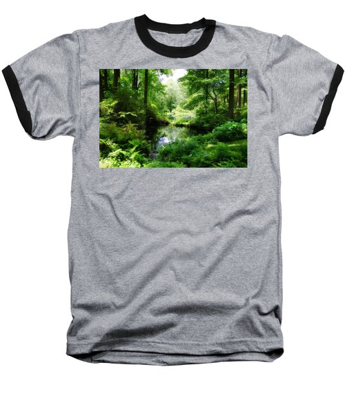 In The Stillness Baseball T-Shirt